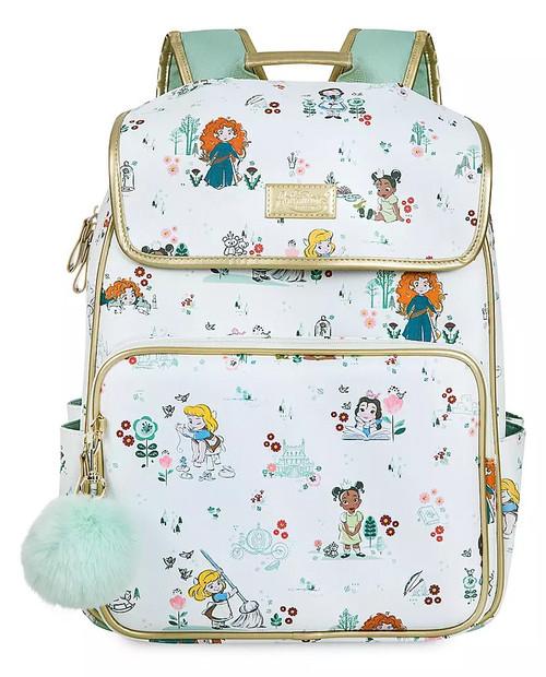 Disney Animators' Collection Animators Collection Exclusive Backpack [White]