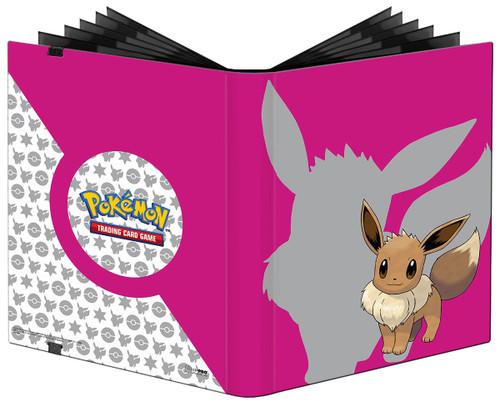 Ultra Pro Pokemon Trading Card Game Eevee 9-Pocket Portfolio [2019]