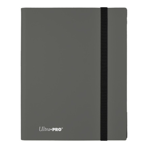 Ultra Pro Card Supplies Eclipse Pro-Binder Smoke Grey 9-Pocket Binder