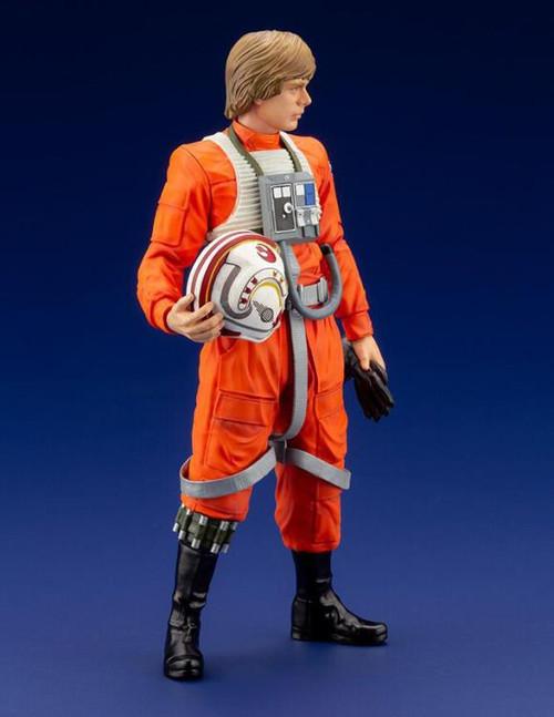 Star Wars ArtFX+ Luke Skywalker Statue [X-Wing Pilot]