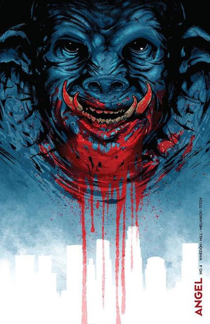 Boom Studios Angel #4 Comic Book [Scott Buoncristiano Variant Cover]