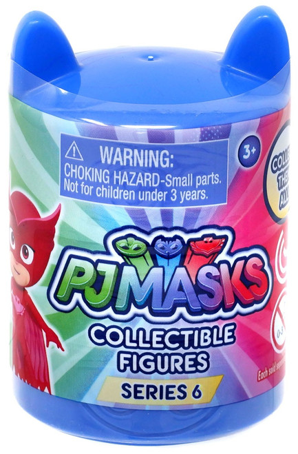 Disney Junior PJ Masks Series 6 Collectible Figure Mystery Pack