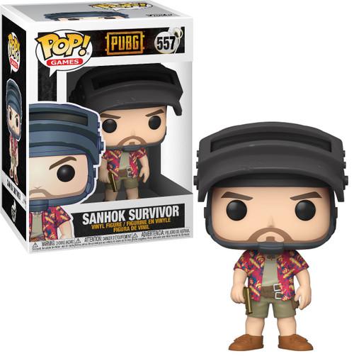 Funko PlayerUnknown's Battlegrounds POP! Games Hawaiian Shirt Guy Vinyl Figure