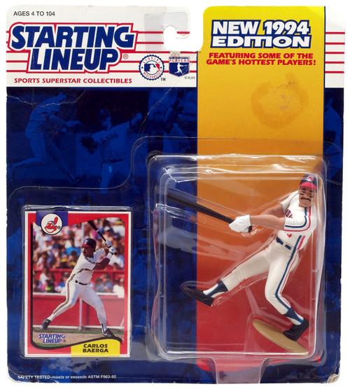 MLB Starting Lineup Carlos Baerga Action Figure [Moderate shelf wear]
