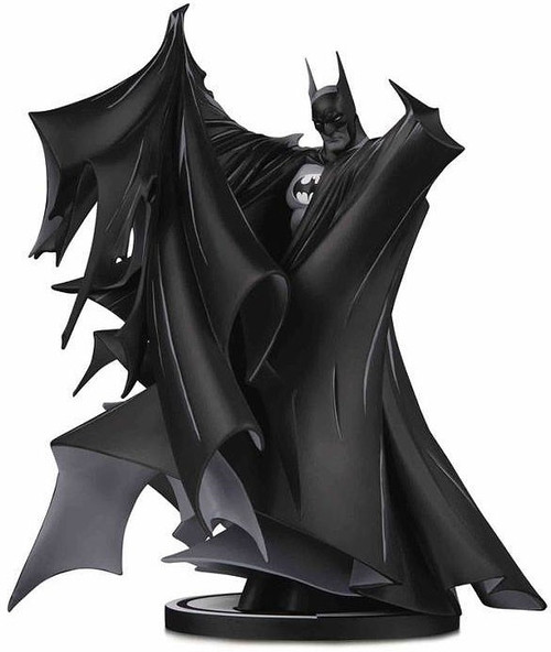 Black & White Batman 9.3-Inch Deluxe Statue [Todd McFarlane, Version 1] (Pre-Order ships January)