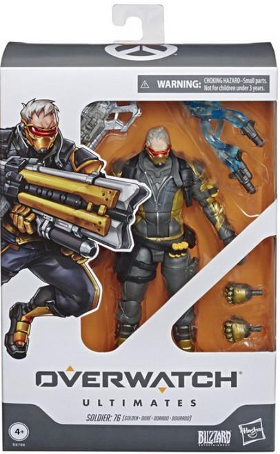 Overwatch Ultimates Soldier 76 Action Figure