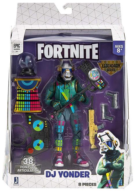 Fortnite Legendary Series DJ Yonder Action Figure
