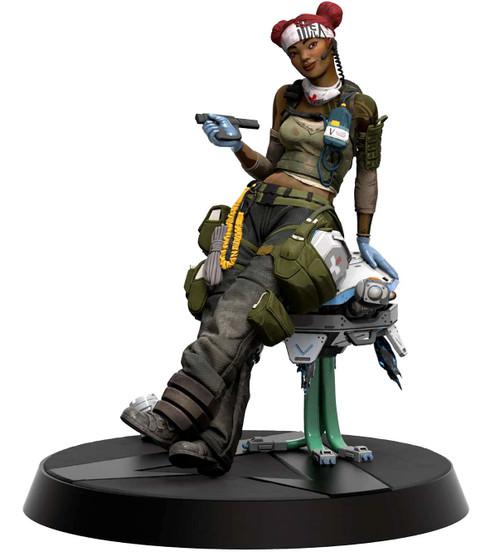 Figures of Fandom: Apex Legends Lifeline 9-Inch PVC Statue (Pre-Order ships January)