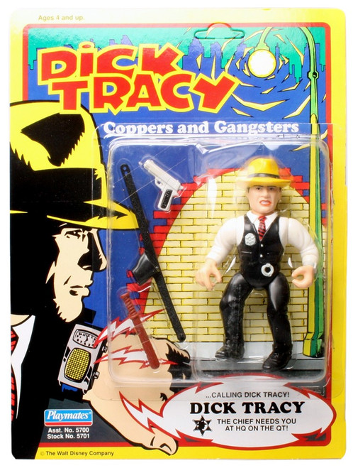 Coppers & Gangsters Dick Tracy Action Figure
