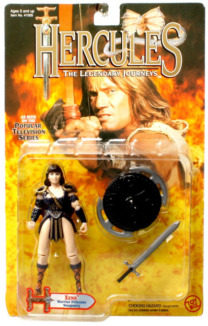 Hercules The Legendary Journeys Xena Action Figure [Warrior Princess Weaponry]
