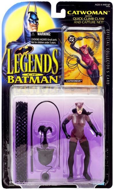 Legends of Batman Catwoman Action Figure