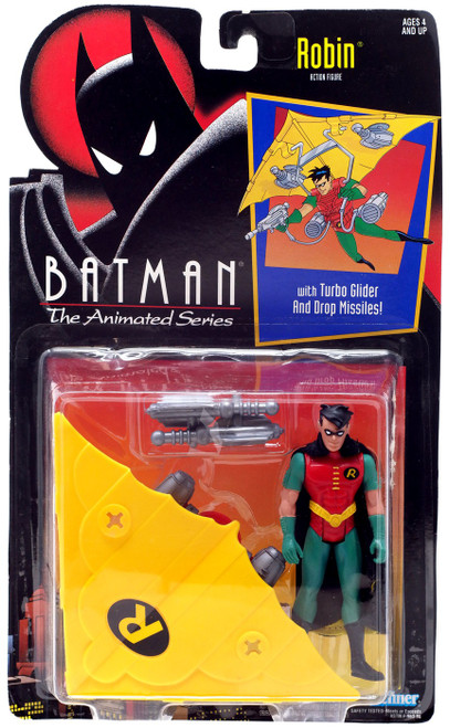 DC Batman The Animated Series Robin Action Figure [Turbo Glider]