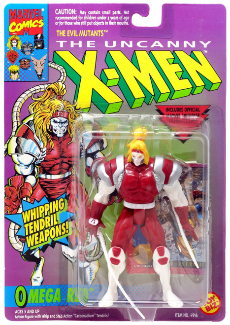 Marvel The Uncanny X-Men Omega Red Action Figure [Moderate shelf wear]