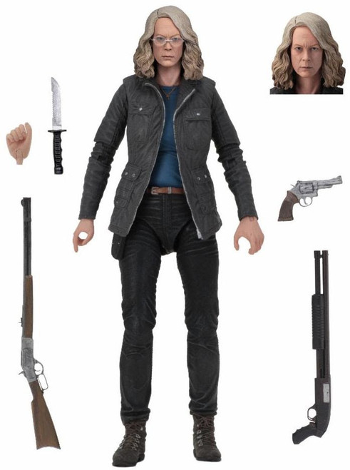 NECA Halloween 2018 Laurie Strode Action Figure [Ultimate Version, Damaged Package]