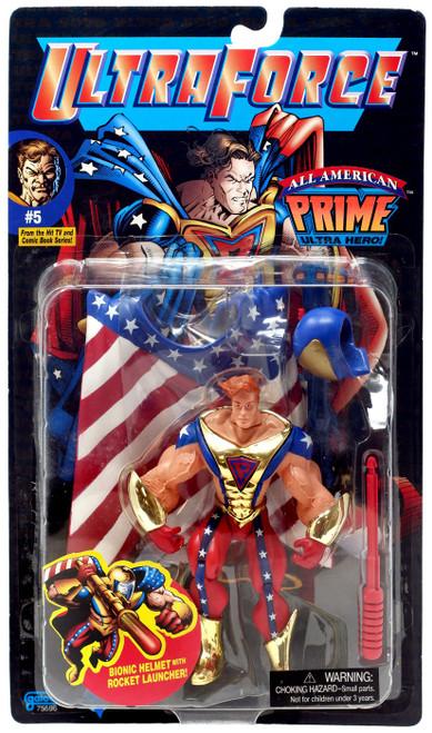Malibu Comics UltraForce All American Prime Action Figure