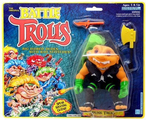 The Original Battle Trolls Punk Troll Figure