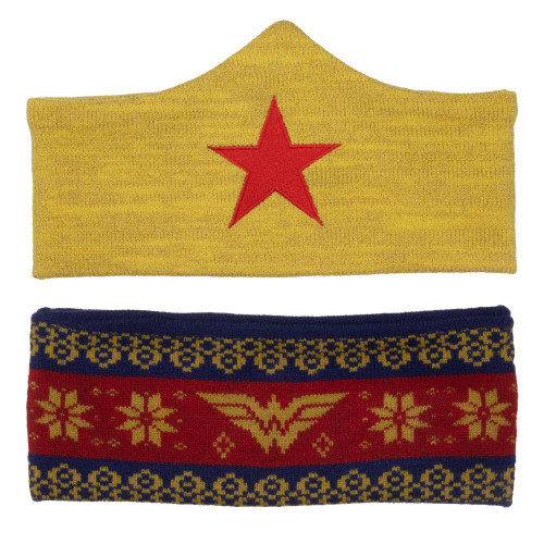 DC Wonder Woman Headband Combo