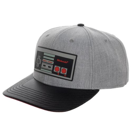 NES Nintendo Controller Snapback Cap