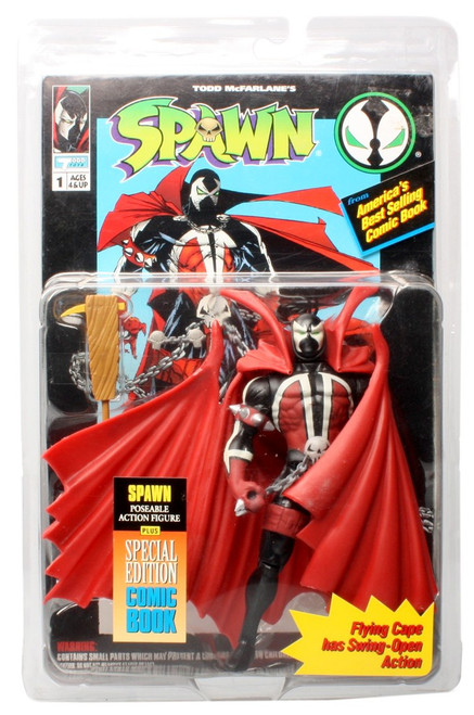 Spawn Action Figure [Flying Cape]