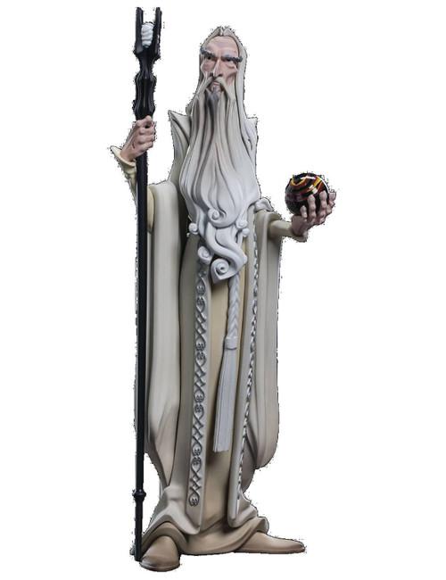 Lord of the Rings Mini Epics Saruman 6-Inch Vinyl Statue