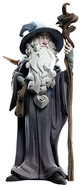 Mini Epics: Lord of the Rings Gandalf the Grey 6-Inch Vinyl Statue