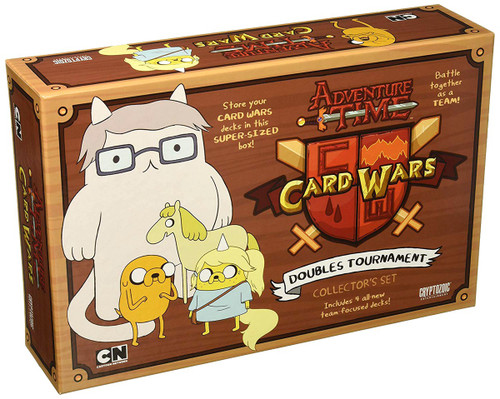 Adventure Time Card Wars Doubles Tournament Collector's Set