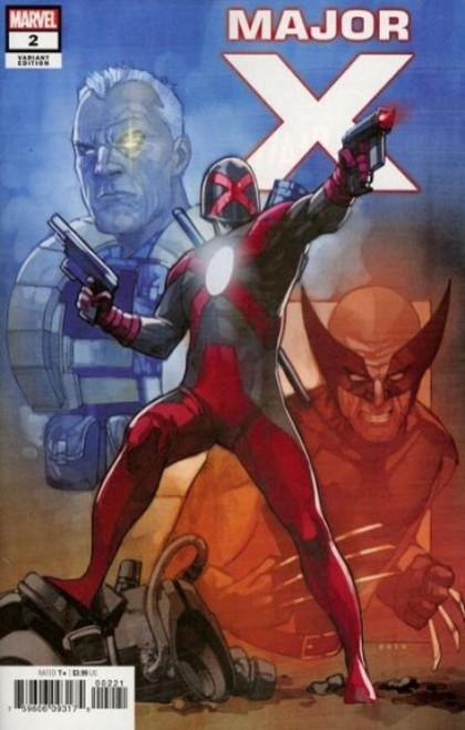 Marvel Comics Major X #2 Comic Book [Phil Noto Variant Cover]