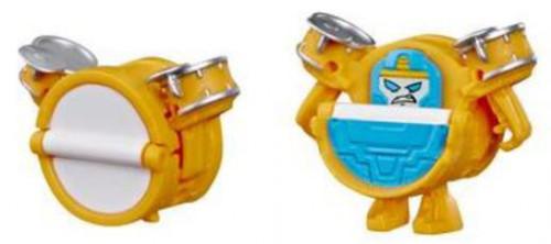 Transformers BotBots Series 3 Batterhead Mystery Minifigure [Music Mob Loose]