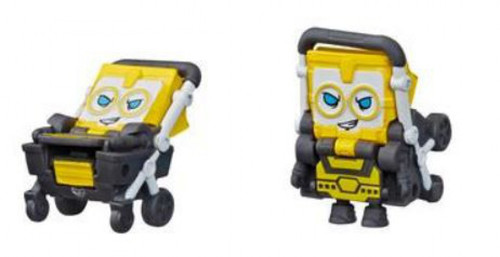 Transformers BotBots Series 3 Highroller Mystery Minifigure [Goo Goo Groopies Loose]