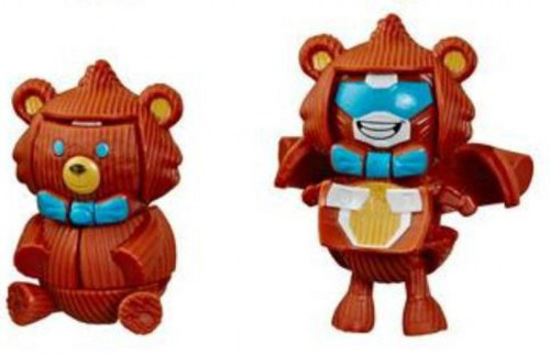Transformers BotBots Series 3 Cuddle Wuddle Mystery Minifigure [Playroom Posse Loose]