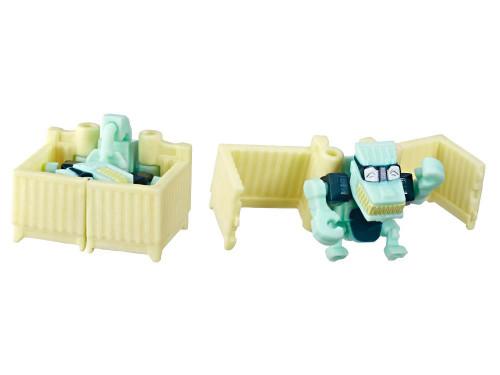Transformers BotBots Series 3 Nampy Mystery Minifigure [Goo Goo Groopies Loose]