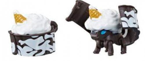 Transformers BotBots Series 3 Sugar Saddle Mystery Minifigure [Sugar Shocks Loose]