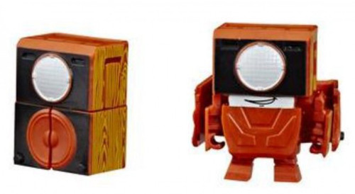 Transformers BotBots Series 3 Loudsy Mystery Minifigure [Music Mob Loose]
