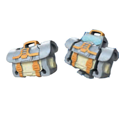 Transformers BotBots Series 3 Nanny McBag Mystery Minifigure [Lost Bots Loose]