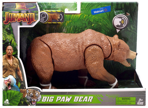 Jumanji Big Paw Bear Exclusive Figure [with Sound]