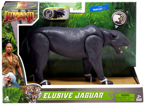 Jumanji Elusive Jaguar Exclusive Figure [with Sound]