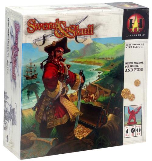 Betrayal Legacy Sword & Skull Board Game