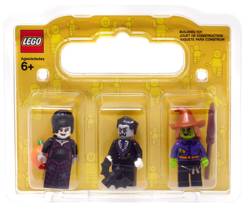 LEGO Male & Female Vampires & Witch Minifigure 3-Pack #852766