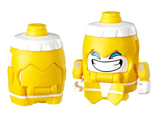 Transformers BotBots Series 2 Must Turd Mystery Minifigure [Greaser Gang Loose]
