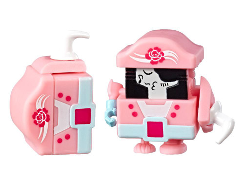 Transformers BotBots Series 2 Captain Swoon Mystery Minifigure [Toilet Troop Loose]
