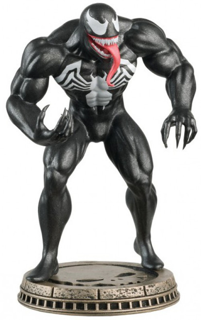 Marvel Spider-Man Chess Collection Venom Diecast Chess Figure