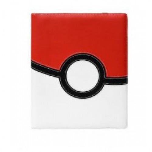 Ultra Pro Pokemon Card Supplies Poke Ball 9-Pocket Pro Binder