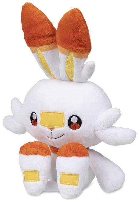 Pokemon Scorbunny Exclusive 11.25-Inch Plush