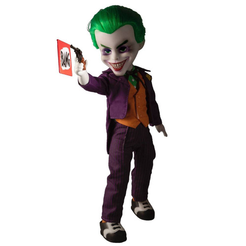 Living Dead Dolls DC LDD Presents The Joker 10-Inch Doll