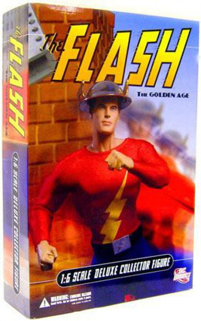 DC The Golden Age The Flash Collectible Figure