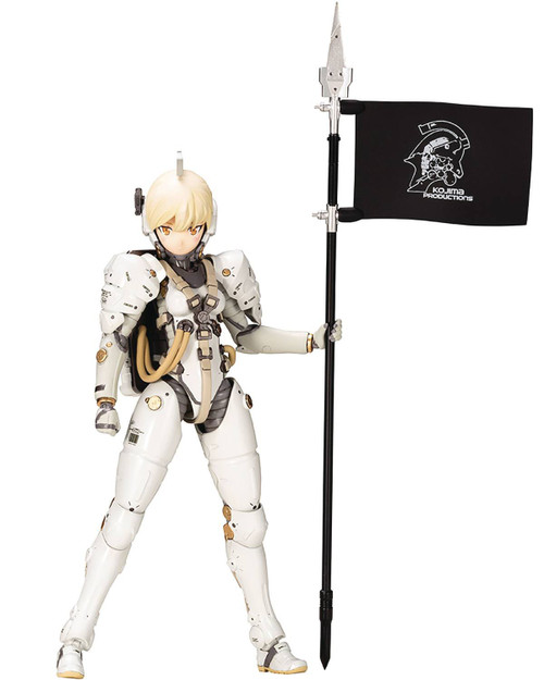 Kojima Productions Ludens Model Kit [Hideo Kojima] (Pre-Order ships April)