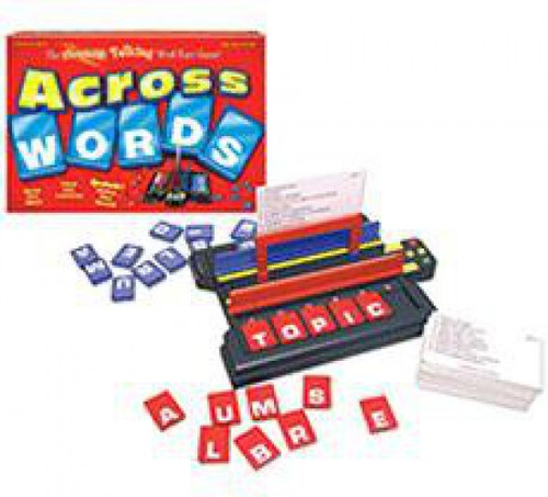 Board Games Across Words Board Game