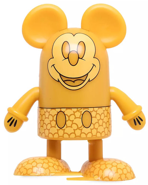 Disney Mickey Mouse Memories Shufflerz Mickey Mouse Exclusive Walking Figure #2/12 [Yellow Icon pattern]