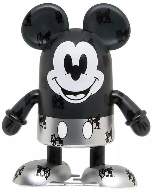 Disney Mickey Mouse Memories Shufflerz Mickey Mouse Exclusive Walking Figure #1/12 [Steamboat Willie Pattern]