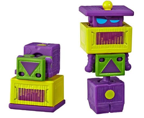 Transformers BotBots Series 3 Q.U.R.O.B.O. 6000 Mystery Minifigure [Playroom Posse Loose]